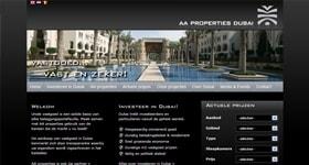 Online mailing voor AA Properties