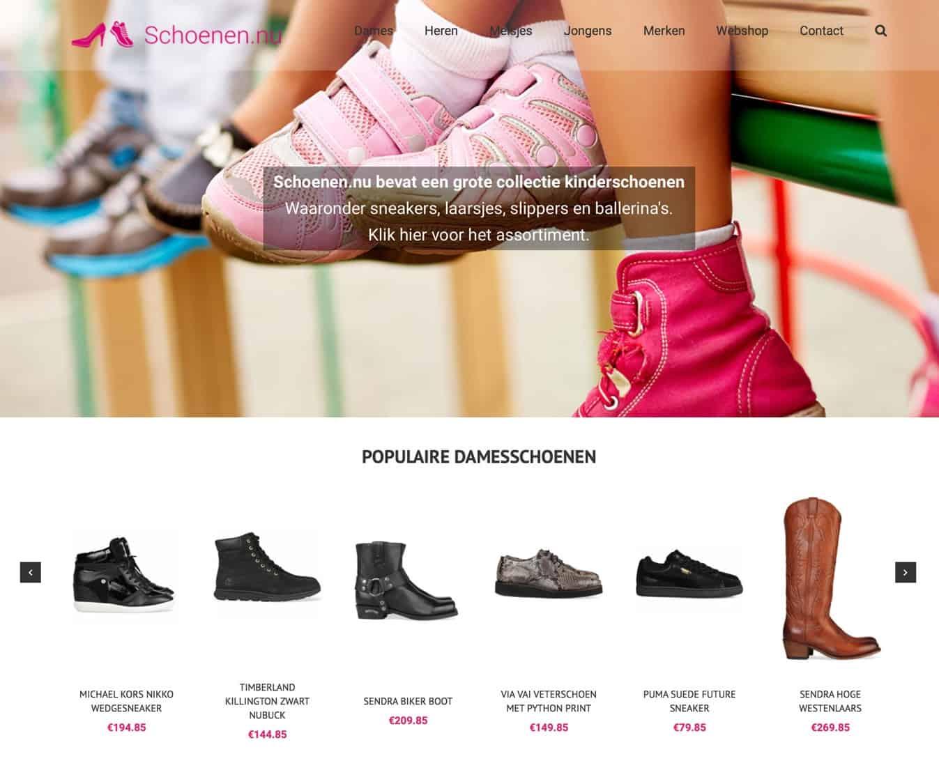 Schoenen.nu